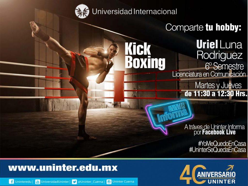 Actividades kick boxing