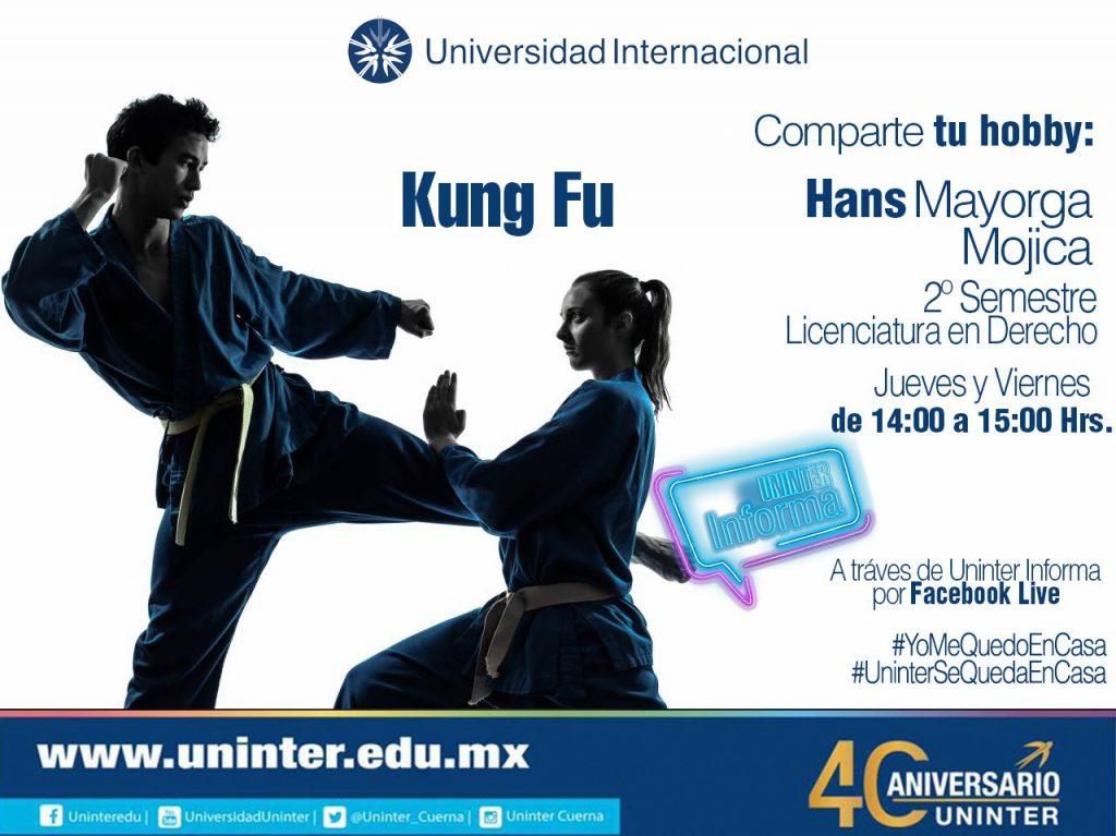 Actividades kung fu