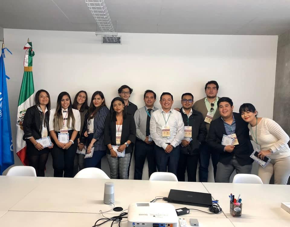 Visita a ONU Habitat