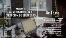 Maestría en Administración y Dirección de Empresas OnLine