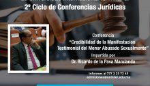 Conferencista Ricardo de la Pava