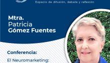 Conferencista Mtra Patricia Gomez Fuentes