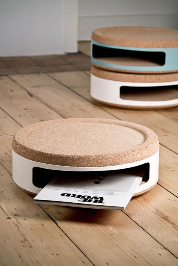 Muebles sostenibles con bambú