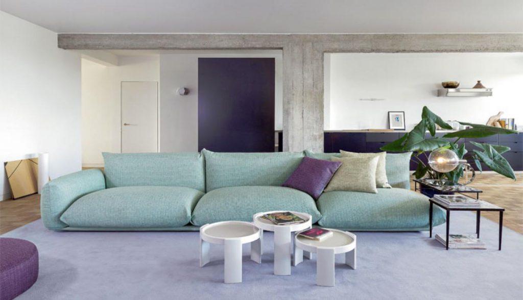 Muebles con reciclaje