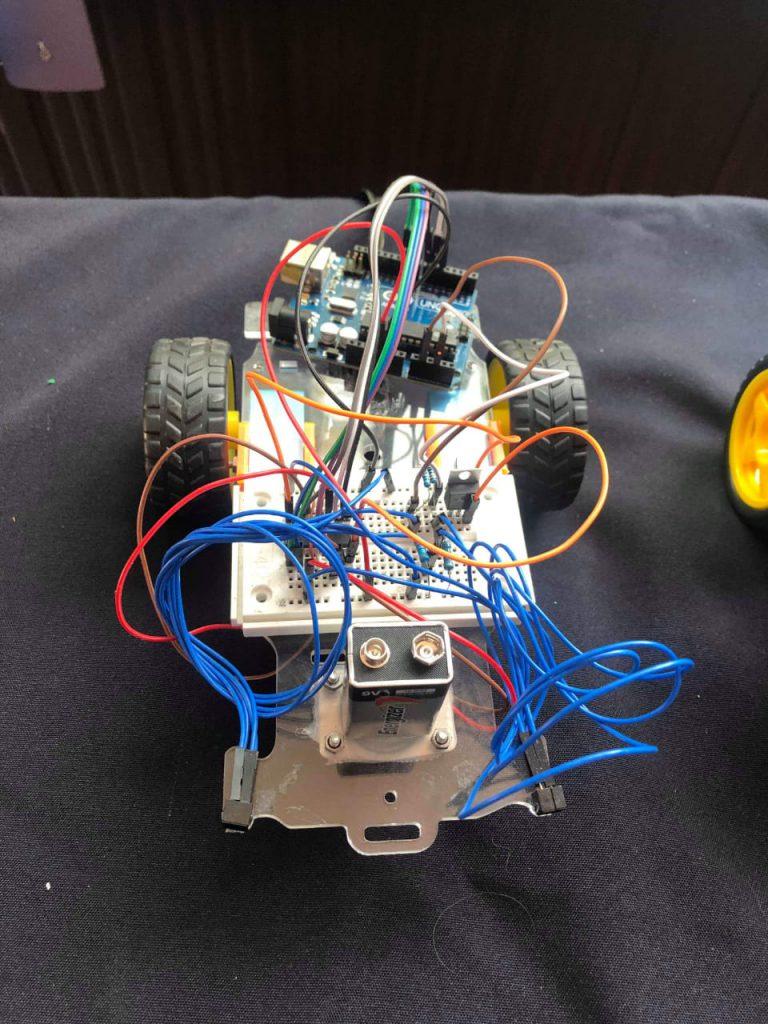 Robot REDO