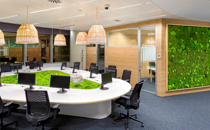 Consejos: espacios en la sala de conferencias