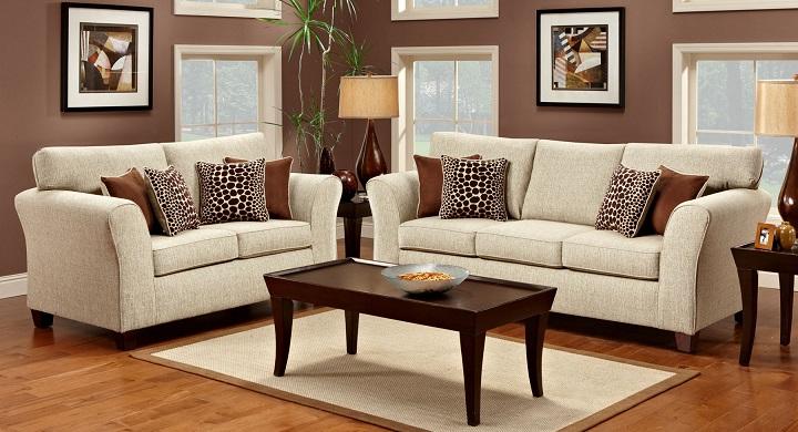 Elección de muebles por su estilo