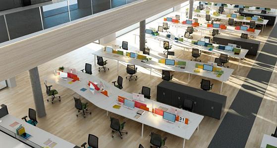 Consejos: espacios en la oficina