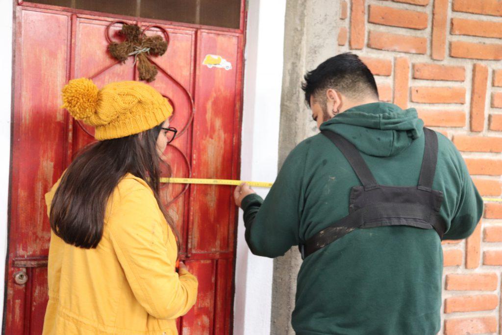 Estudiantes del DDI en visita a Ocuituco