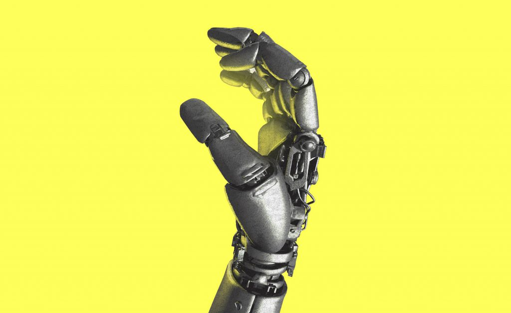 Robot-lución