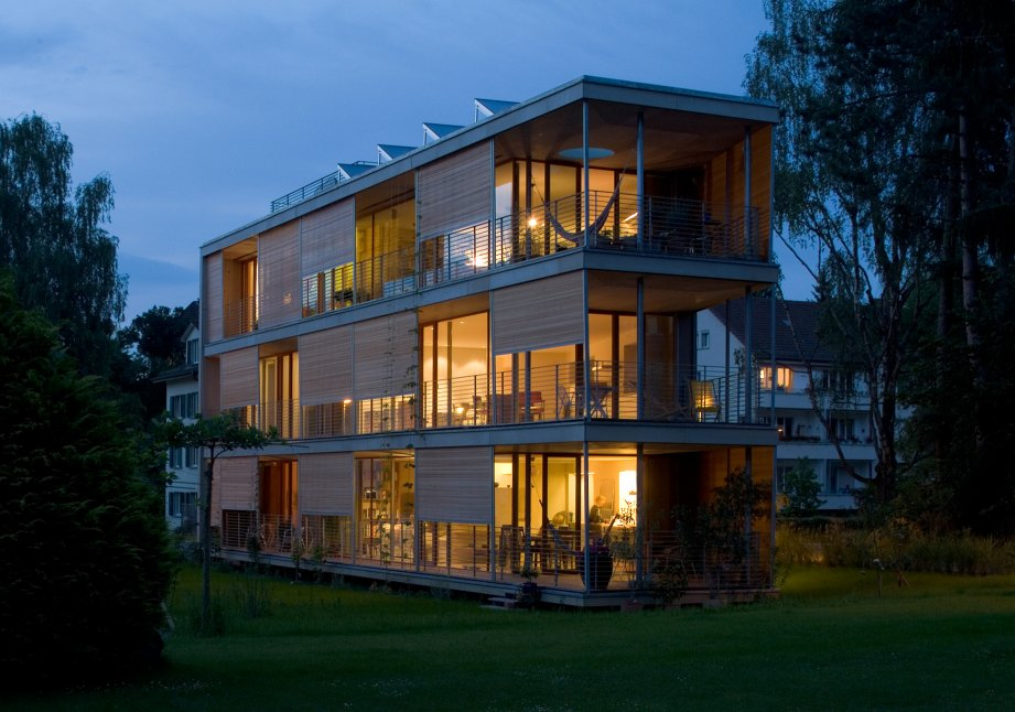 Casa sostenible: arquitectura pasiva