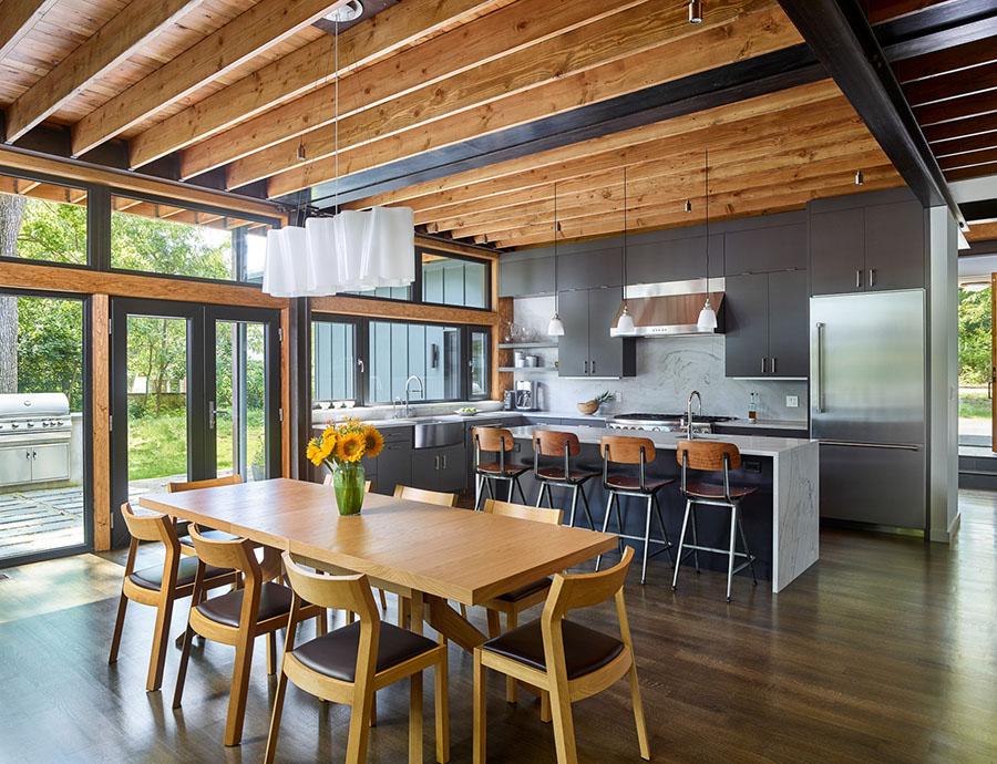 Casa sostenible: fuentes de iluminación