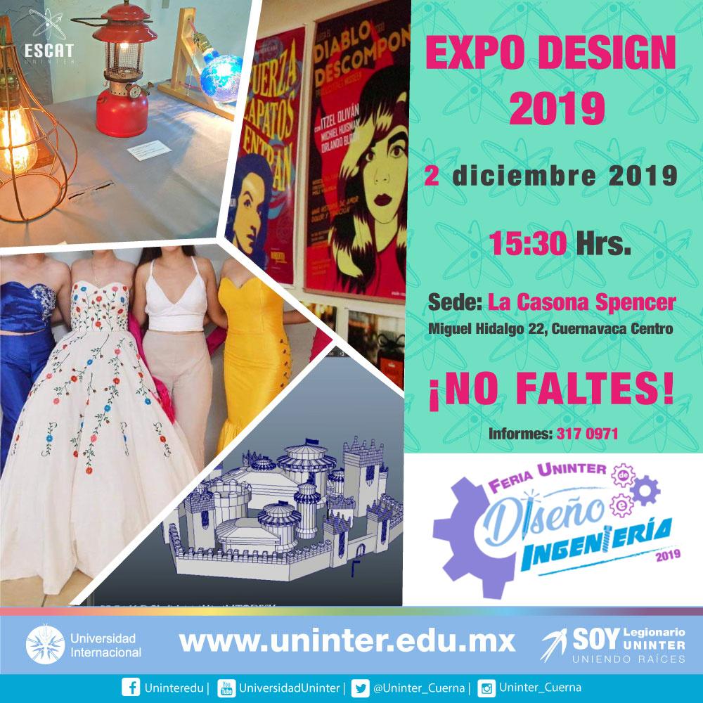 #FeriaDI19 Expo Desing