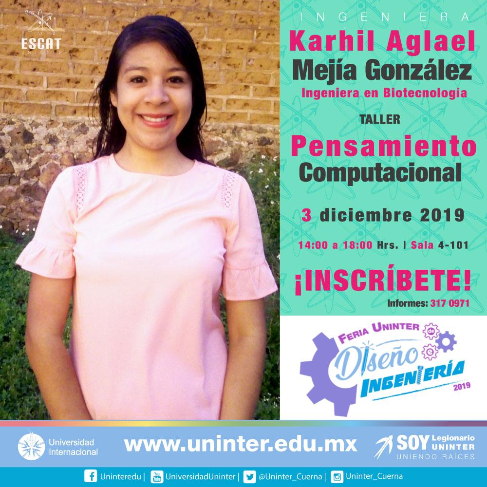 #FeriaDI19 Pensamiento Computacional