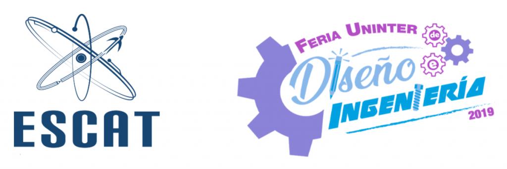 #FeriaDI19 Logo Escat-Feria