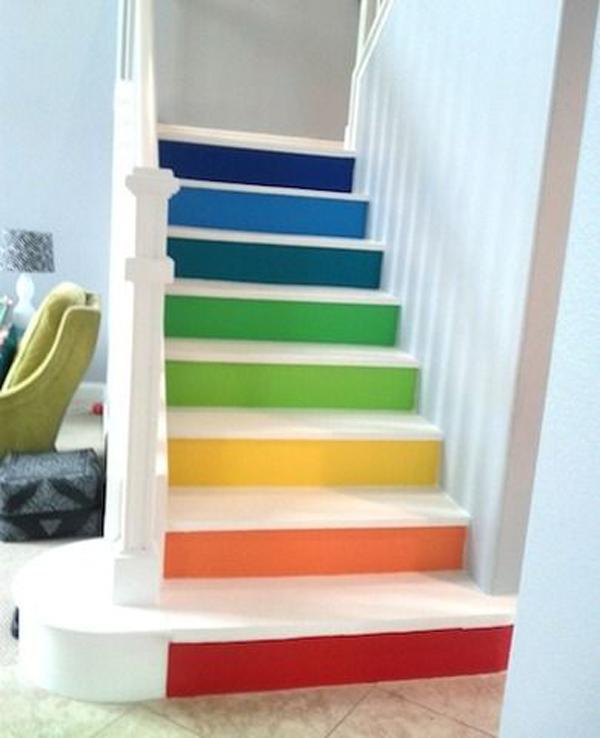 Tips en escaleras