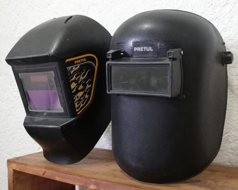 Equipo de protección para soldar
