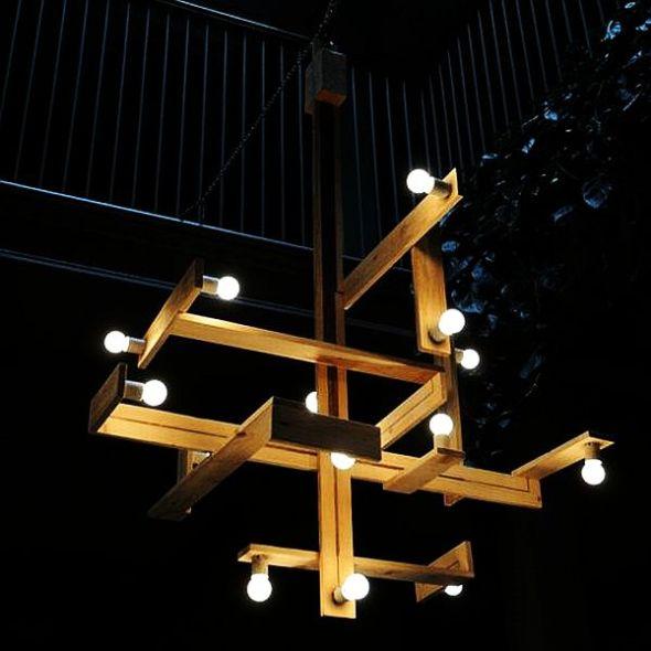 Formas de utilizar en iluminación