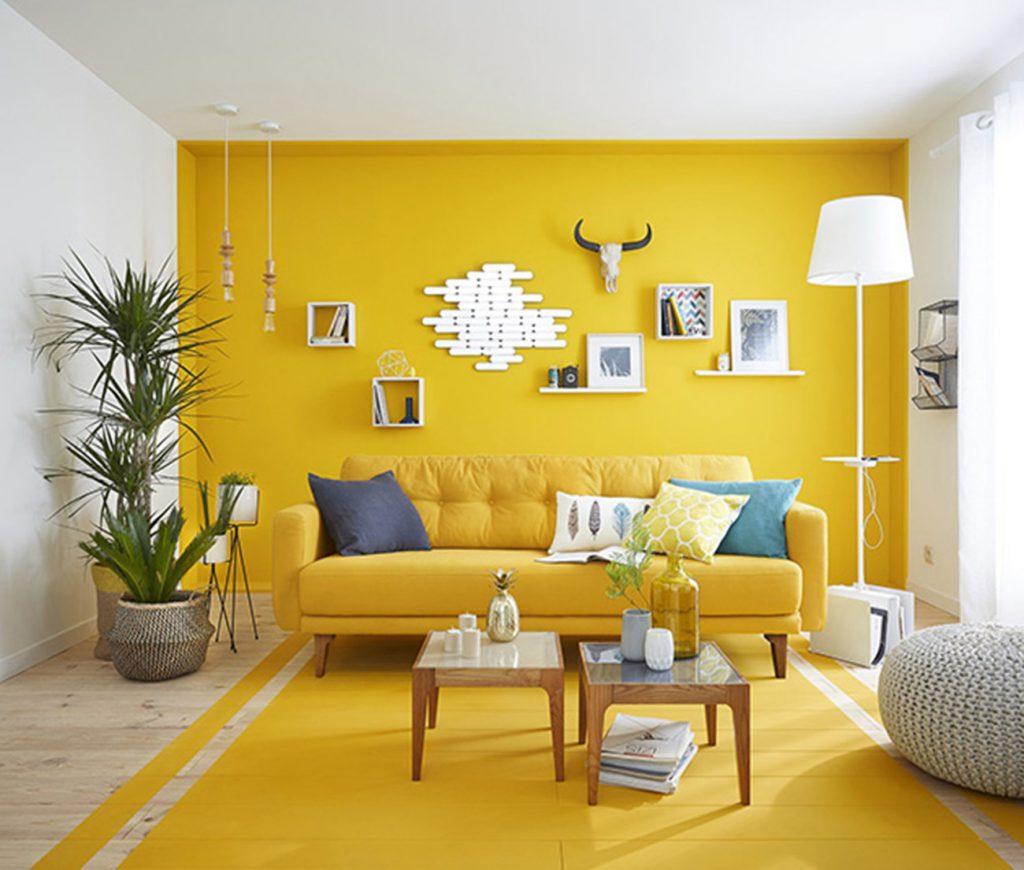 Psicología del color amarillo