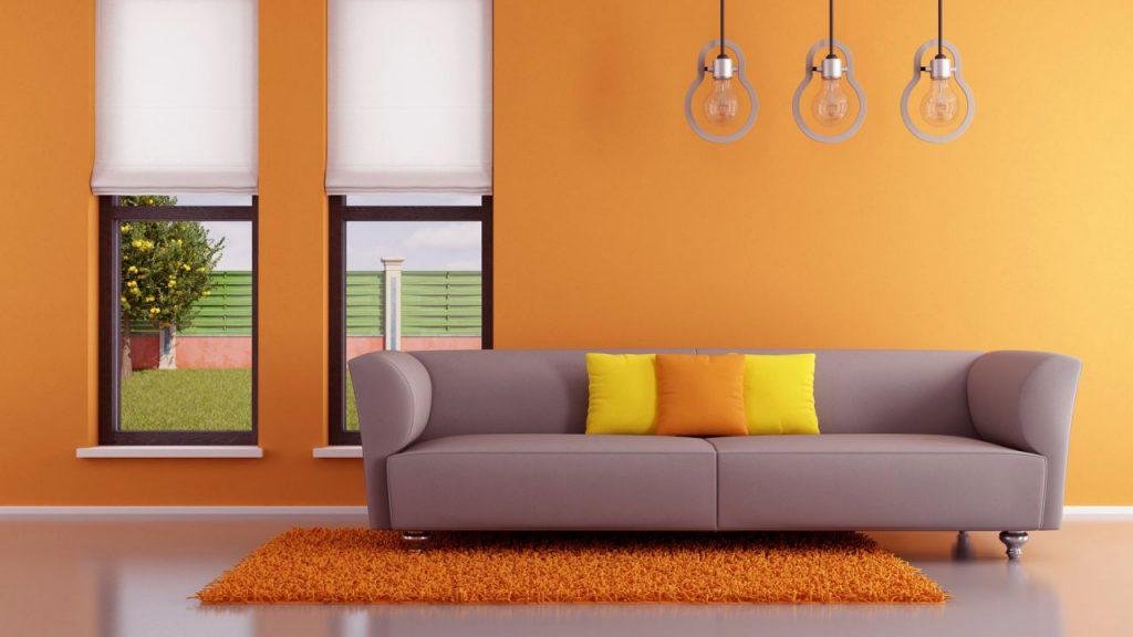Psicología del color naranja