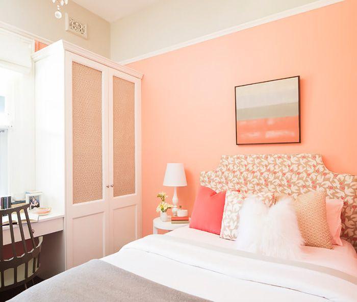 Ideas para decorar un dormitorio en colores pastel
