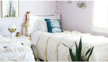 Siete ideas para decorar un dormitorio en colores pastel