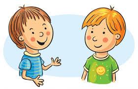 ᐈ Dos personas hablando imágenes de stock, vector dos personas hablando  para dibujar | descargar en Depositphotos®