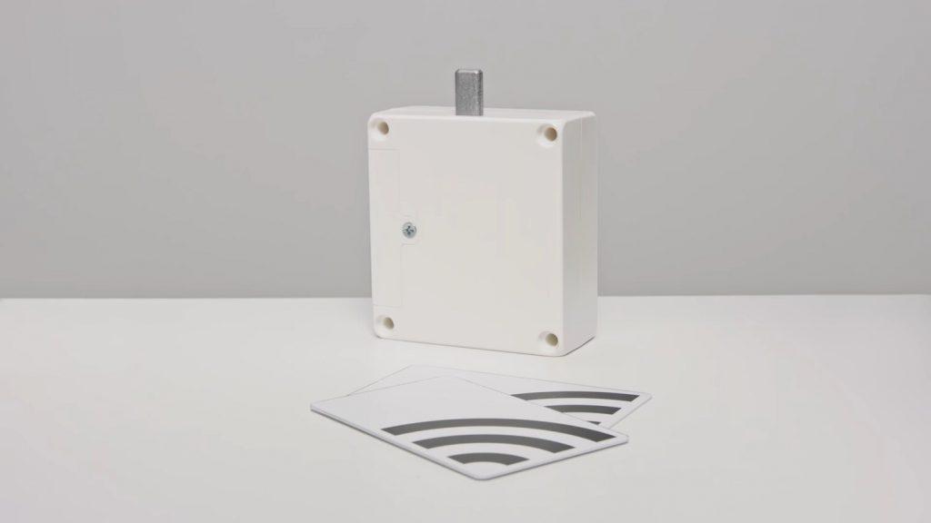 Cerradura inteligente para objetos