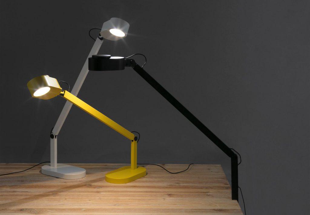 Lámparas regulables