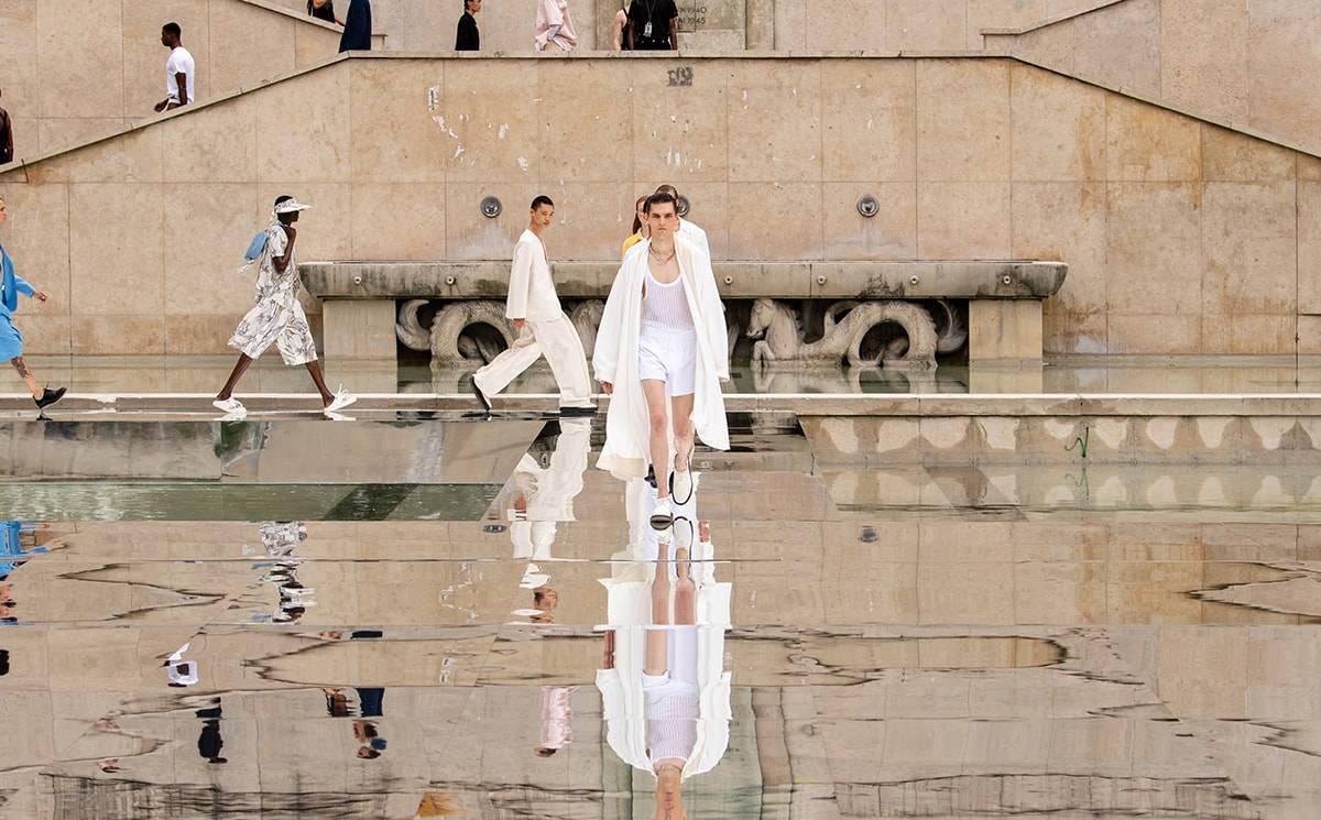 Tendencias de moda masculina para Primavera/Verano 2022