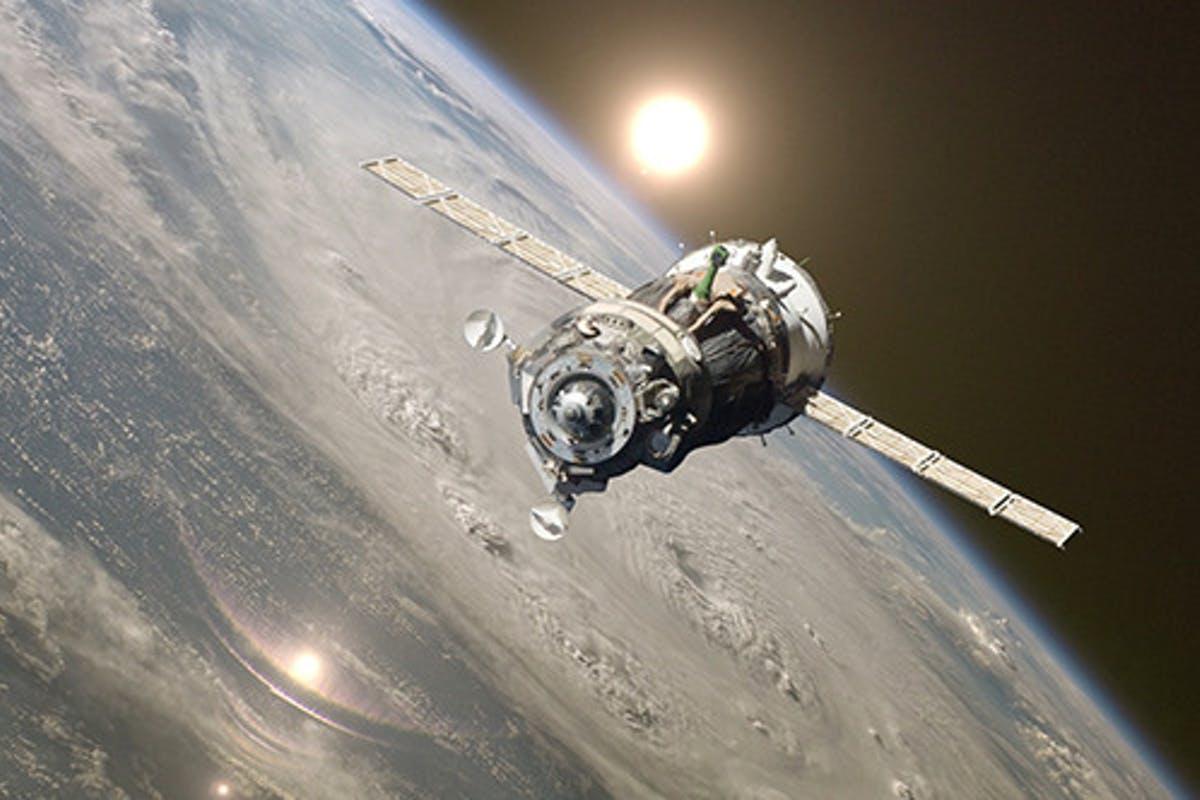 Vista satelital en articulo derecho de paso