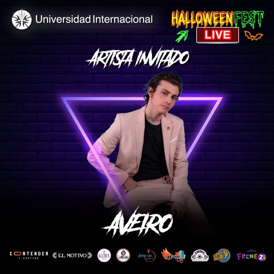 Artista invitado Halloween Fest
