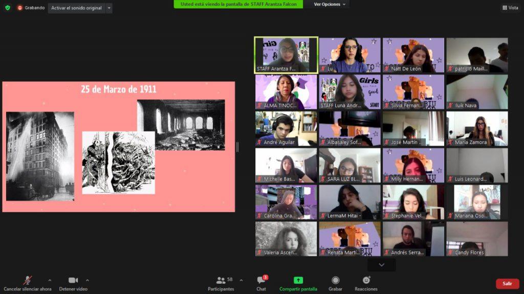 Girls at BIU talk 4 good