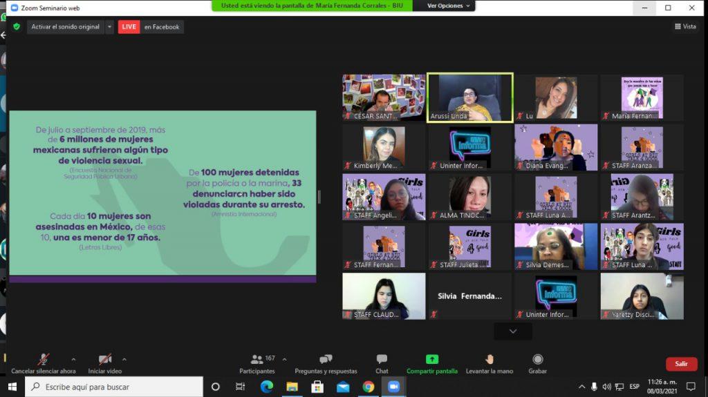 conferencia sobre la violencia contra la mujer