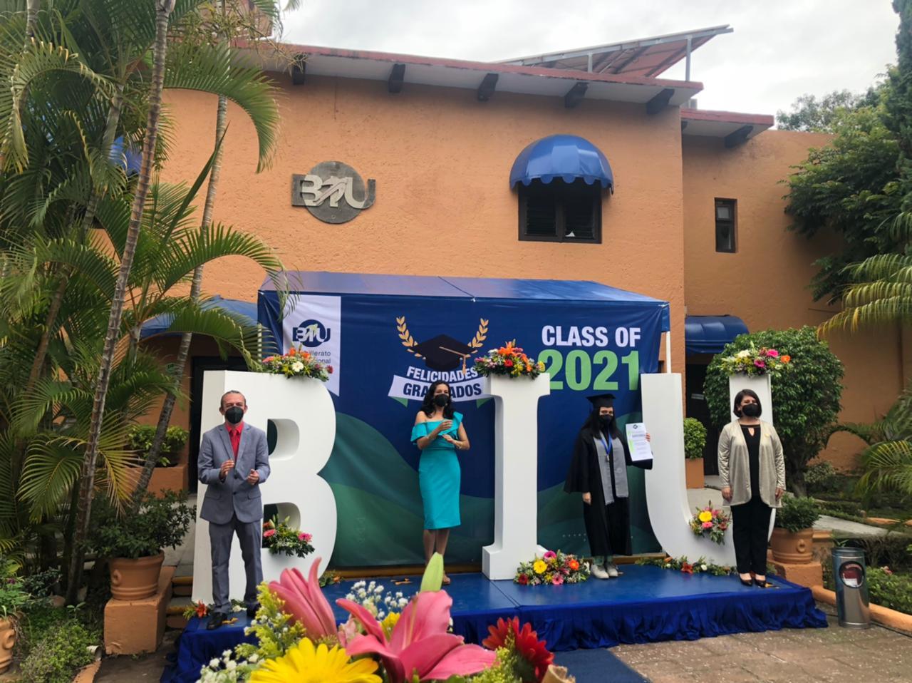 graduación biu