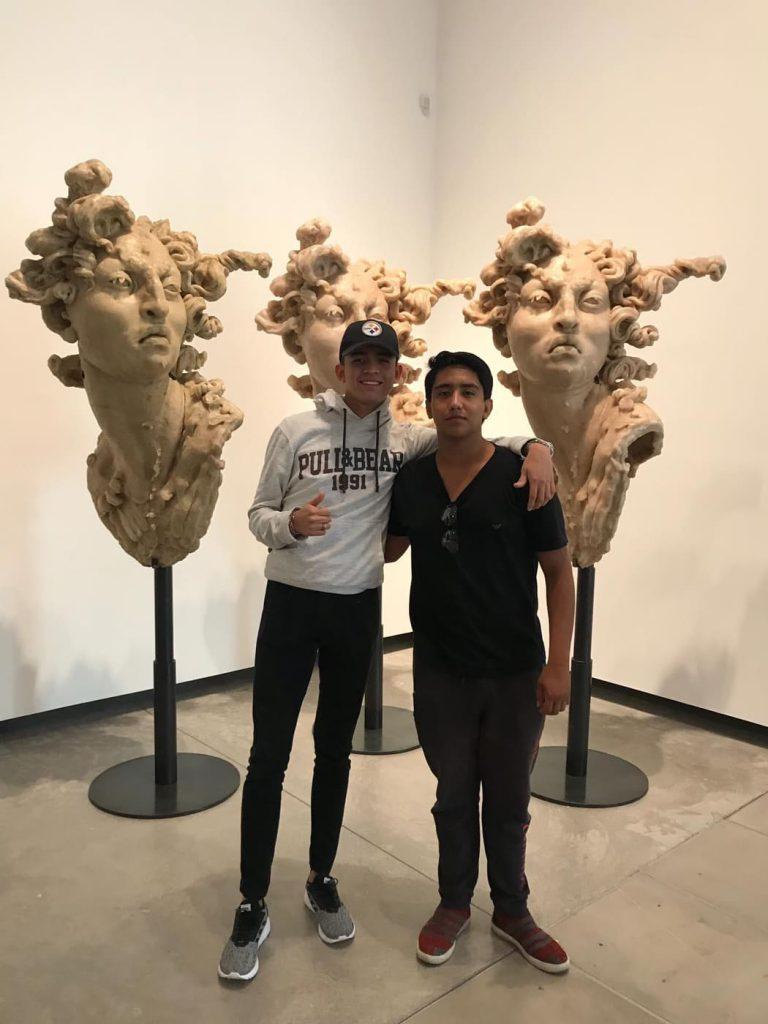 Escultura Museo