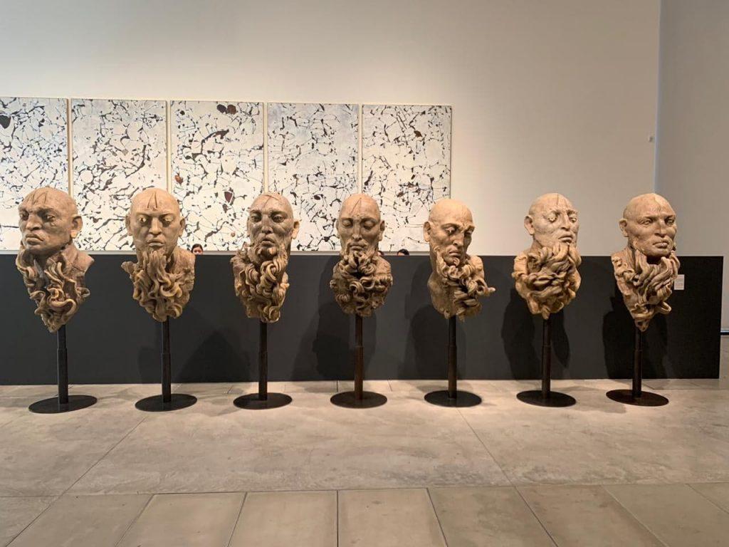 Cabezas Museo